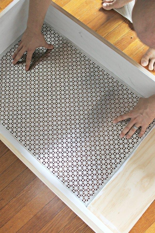 Экран на радиаторы отопления сделать своими руками