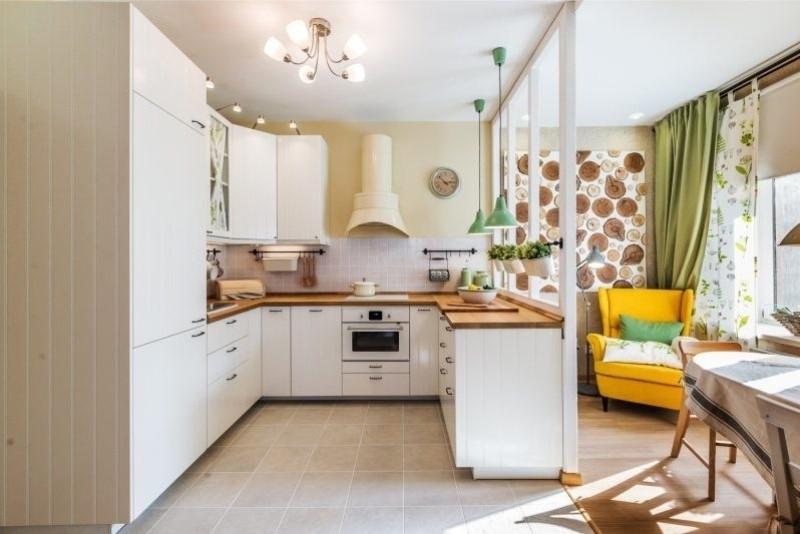 дизайн кухни 15 кв м фото