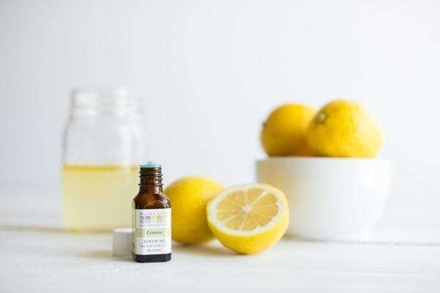 Лимонное масло своими руками 40