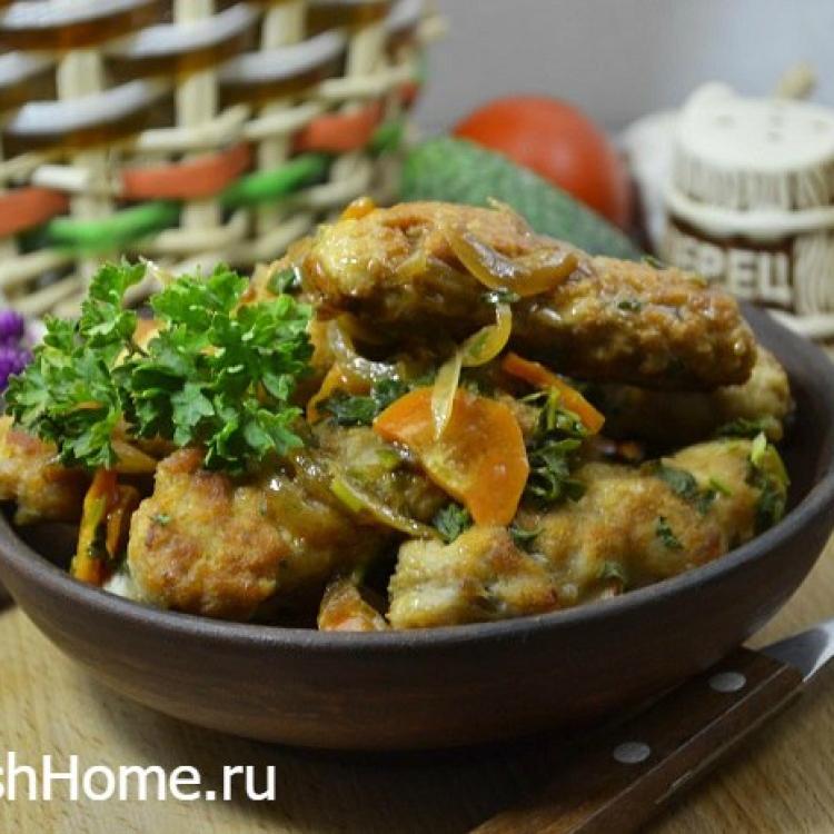 Мясные колбаски «Чевапчичи
