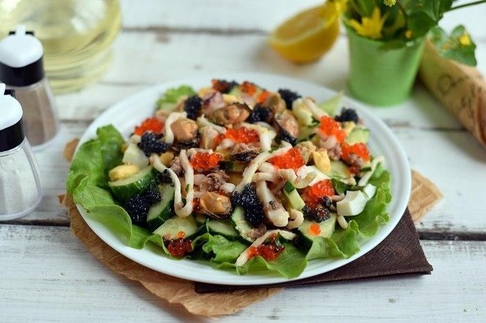 Блюда из водорослейы
