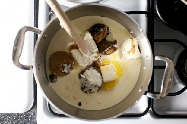 Как сделать карамельное мороженое в домашних условиях