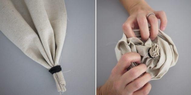 Специальный каркас для сапог, чтобы они не теряли форму
