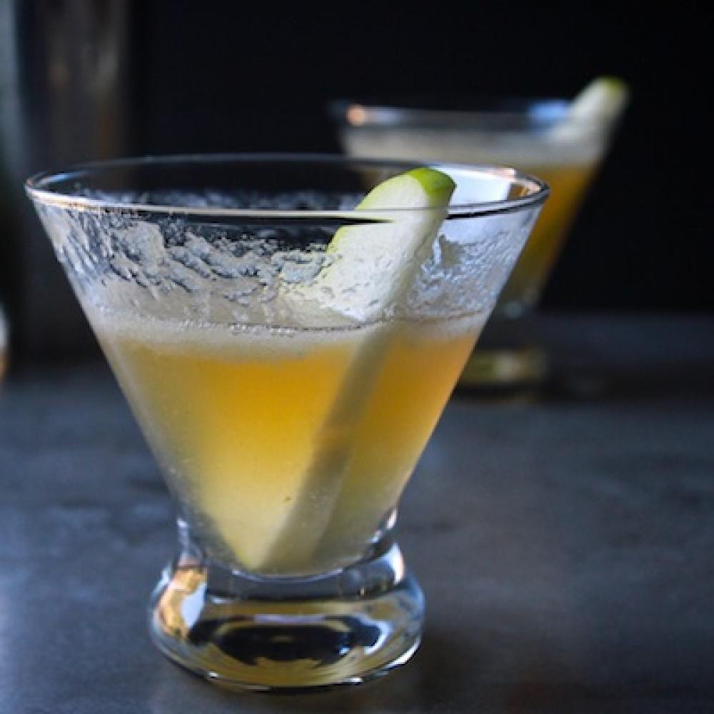 Алкогольный имбирный эль