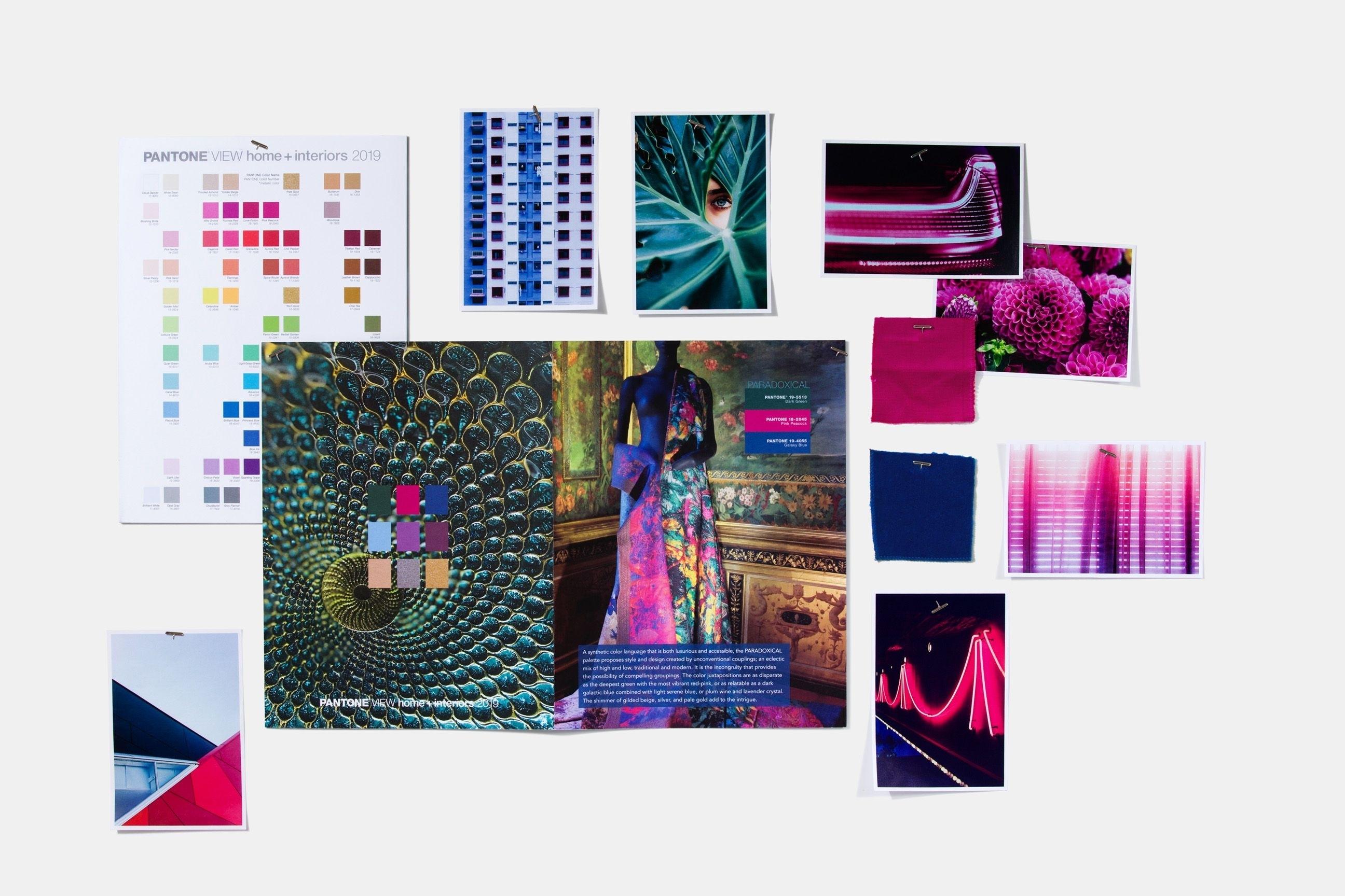 Модные оттенки в дизайне интерьера, которые будут иметь тенденцию к 2019 году