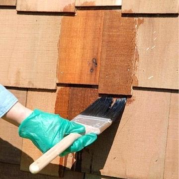 Как покрасить деревянный сайдинг?