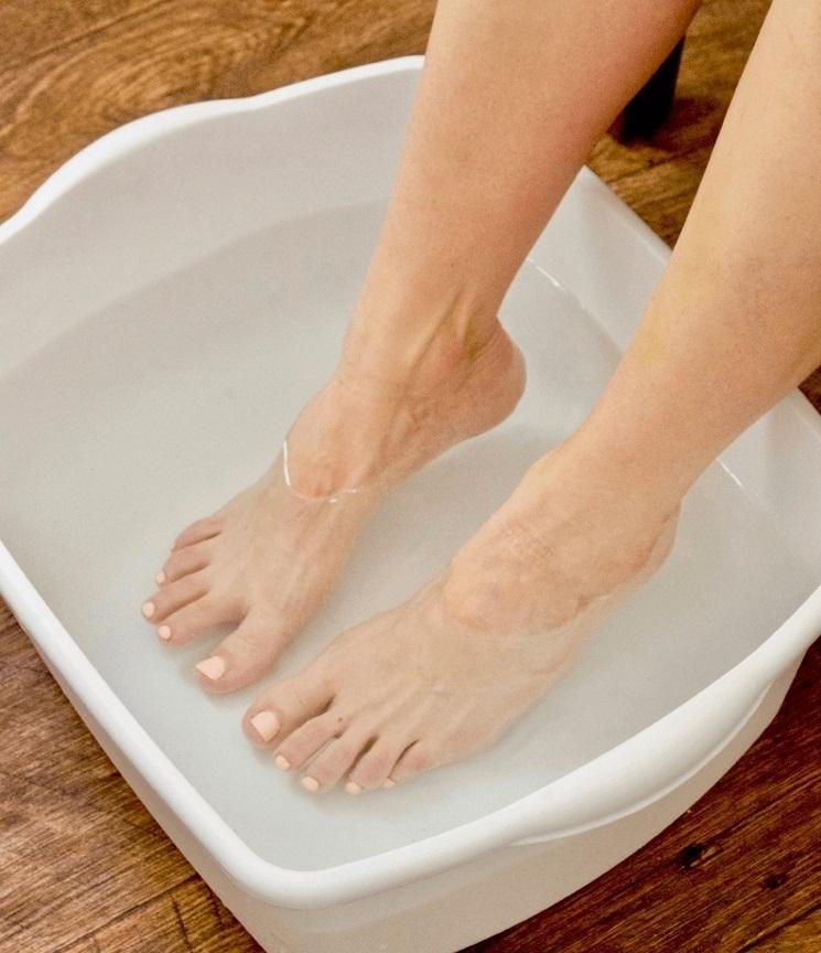Защитите ваши ноги