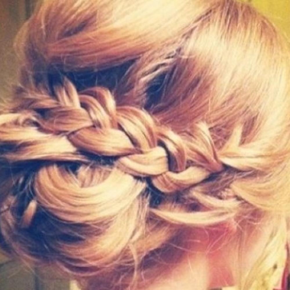 Причёски на свидание на длинные волосы своими руками