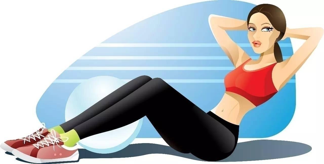 Как похудеть в области живота - 6 секретов