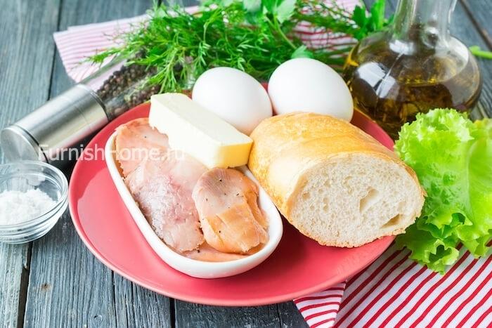Яичница-болтунья с горбушей - рецепт пошаговый с фото