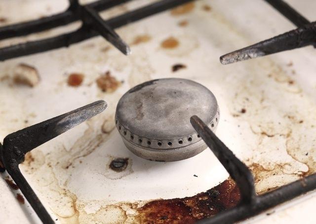 Предотвратить затвердевание при готовке