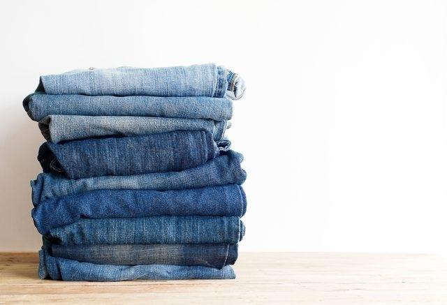 Смягчить джинсы