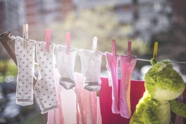 Предотвратите вымывание цвета