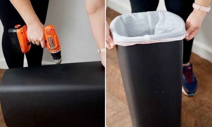 Улучшите свой мусорный бак