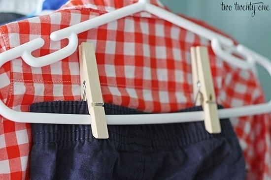 Вешалка для брюк