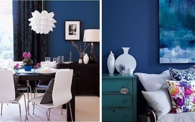 Новое исследование показало, что самым расслабляющим цветом в мире является темно-синий