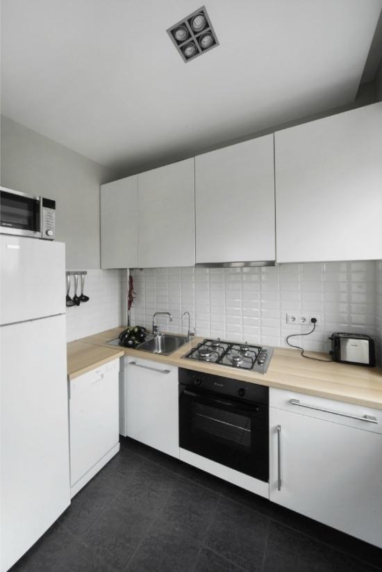 Бытовая техника на кухне: как ее нельзя ставить