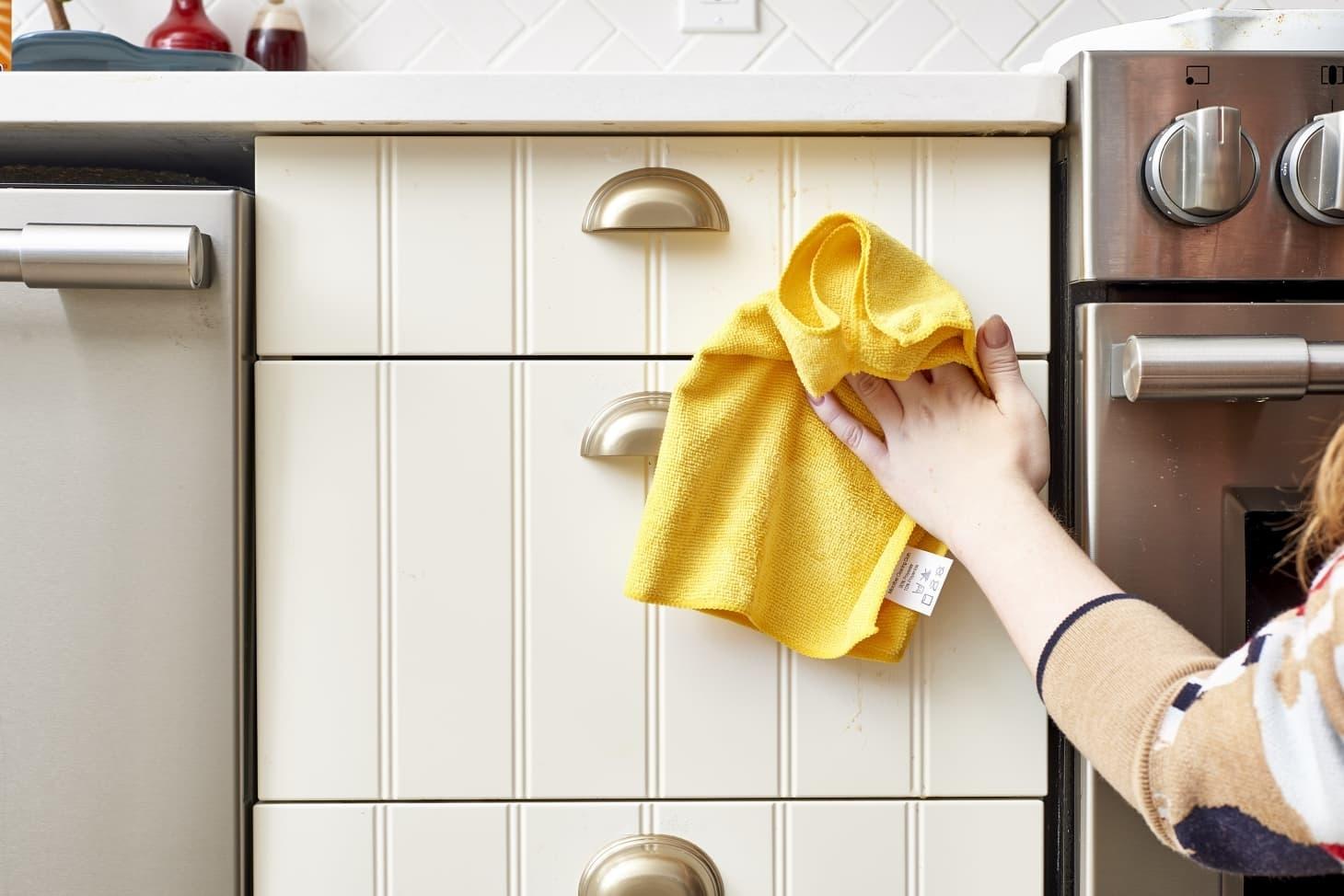 Чистота в и на кухонных шкафчиках. - Реактивные хозяйки — LiveJournal
