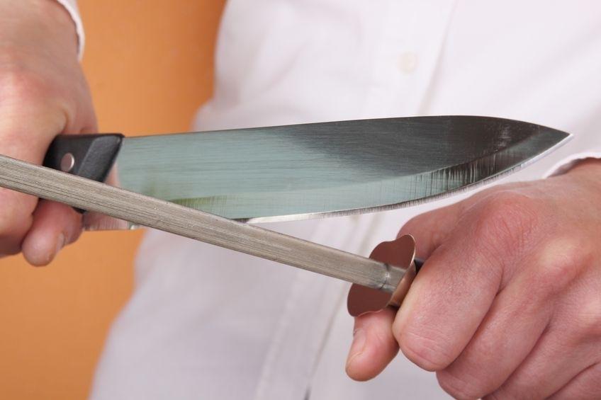 Как заточить кухонный нож: острые лезвия на вашей кухне