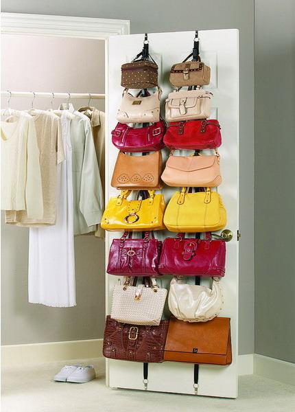 Своими руками хранение сумок