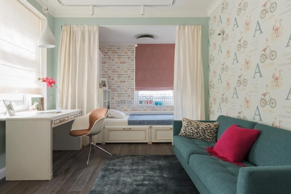 Комната подростка девочки 16 лет: советы для дизайна или как красиво оформить помещение