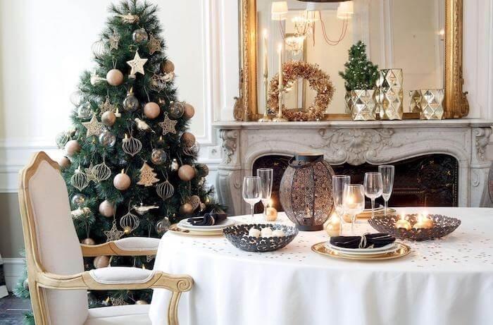 Идеи для новогоднего стола: оригинальные идеи для украшения на Новый 2021 год
