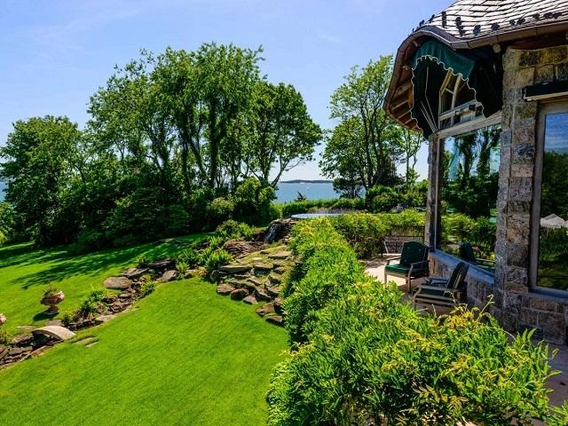 Роскошный особняк «Angel View» в пригороде Нью-Йорка