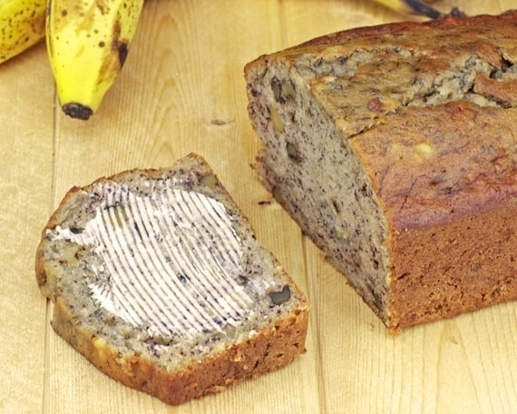 Banana walnut bread recipe food network kitchen food dinosauriensfo other banana walnut bread recipe food network kitchen foodbanana walnut bread recipes food network ukbanana walnut bread genius kitchen have your food forumfinder Choice Image