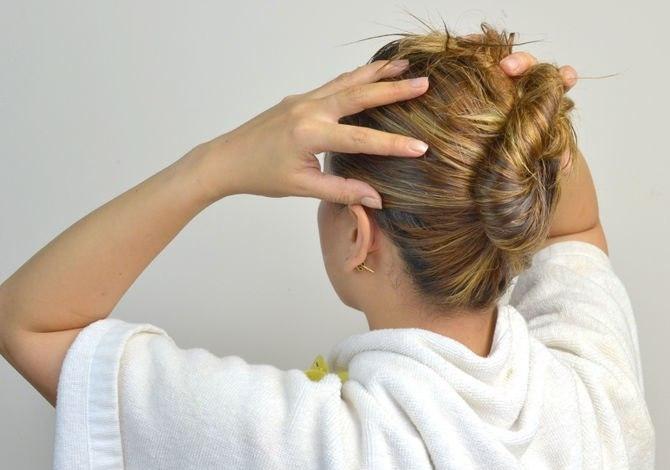 Maska za jacanje kose