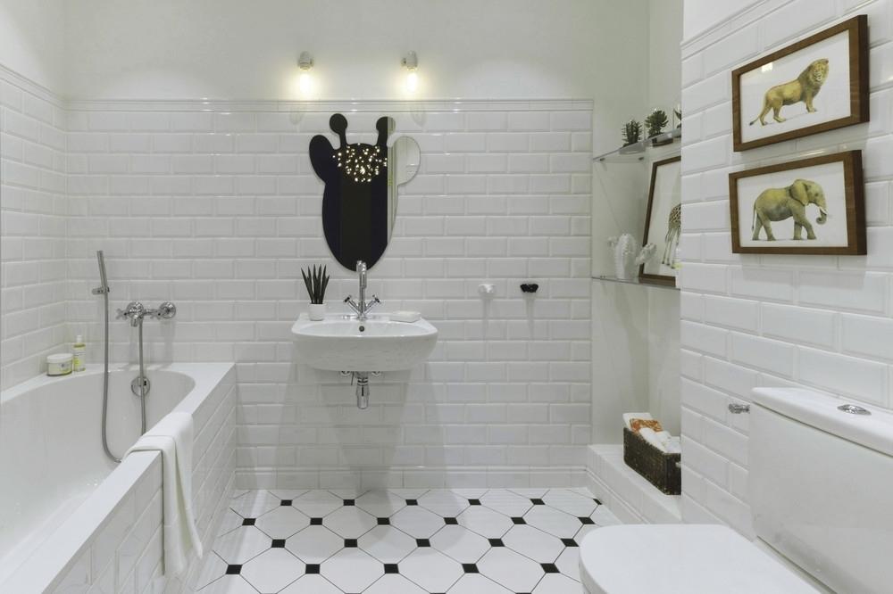 Дизайн ванных комнат светлых Теплый пол Thermo Thermomat TVK-130 2